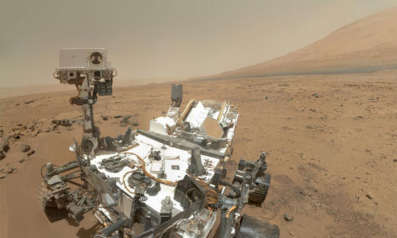 Curiosity has been exploring the Red Planet since it touched down in August of 2012 as seen on Spaceflight Insider