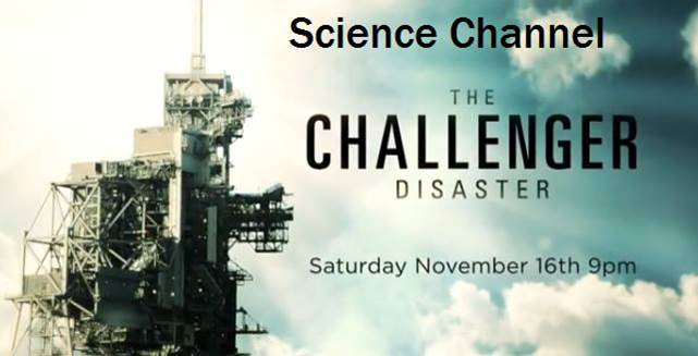 The Discovery Channel and The Science Channel recently aired a show on the Challenger disaster. How accurate was this show and what does it say about much of the shared space flight experience? Image Credit: The Science Channel