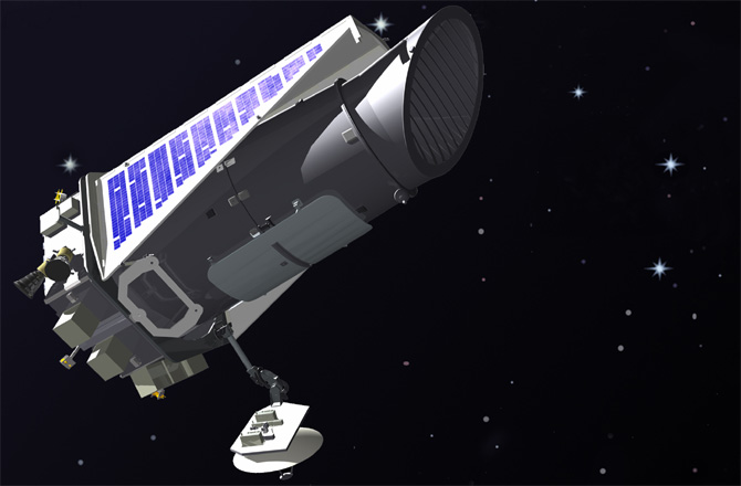 Kepler 2.0: how ailing space telescope could planet-hunt ...