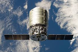 Orbital Sciences Corporation has dubbed the next Cygnus spacecraft to berth to the ISS - the C. Gordon Fullerton, in honor of the astronaut who passed away earlier this year. Photo Credit: NASA
