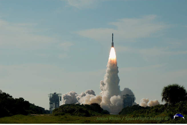 The last Delta II rocket to be launched from Cape Canaveral with NASA's GRAIL spacecraft bound for the Moon launches in September of 2011. Photo Credit: Jason Rhian / SpaceFlight Insider