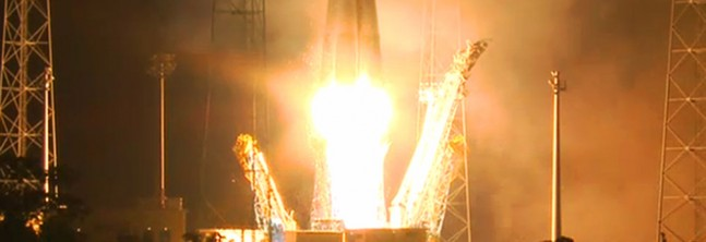 Launch of the Gaia mission.Photo Credit: