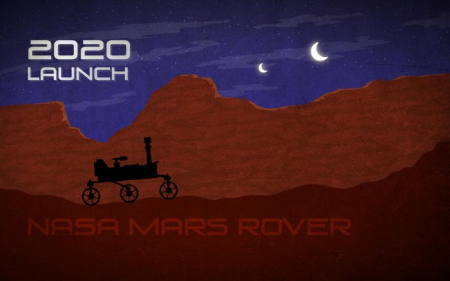 NASA will hold an online public meeting on June 26th to discuss the upcoming Mars 2020 mission and wants your input. Image Credit: NASA / JPL / Caltech
