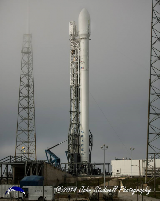 SpaceX flew the upgraded version of its Falcon 9 rocket in 2013 - twice. It also made steady progress toward crew-rating the firm's Dragon spacecraft to carry astronauts to the International Space Station. Photo Credit: John Studwell / SpaceFlight Insider