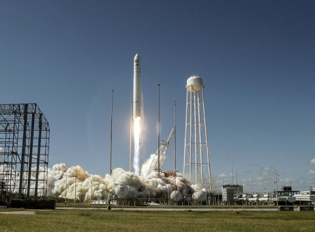 nasa antares orb 1 - photo #17