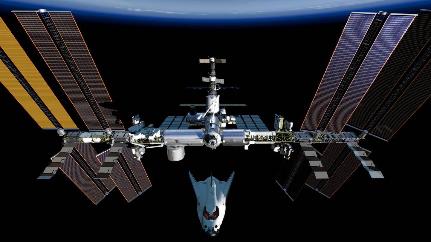 sierra nevadas dream chaser spacecraft - photo #25