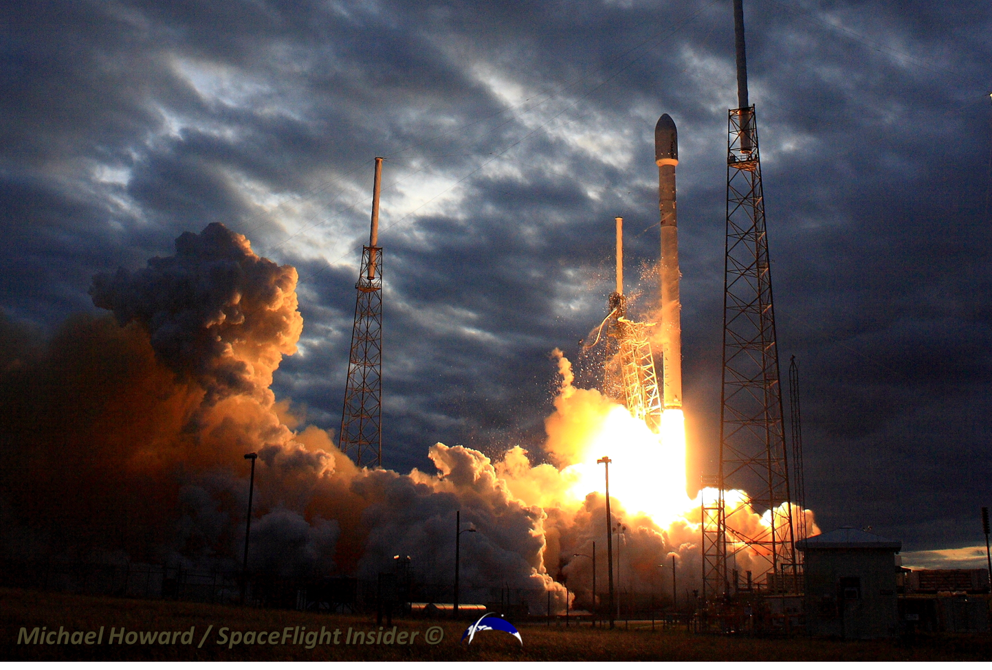spacex launches rocket - 800×600