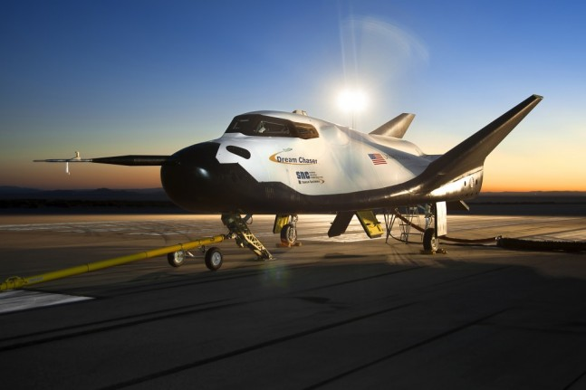 A recent minor problem with an Engineering Test Article of Sierra Nevada Corporation's Dream Chaser space plane - highlighted a major flaw. Photo Credit: SNC / NASA