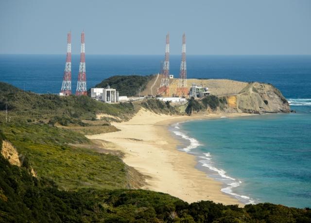The Tanegashima launch site in Japan. Photo Credit: NASA