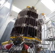 NASA's LADEE spacecraft which launched on September 6 of last year from Wallops Flight Facility in Virginia - served to demonstrate the communications technology that SCaN had developed. Photo Credit: NASA / GSFC