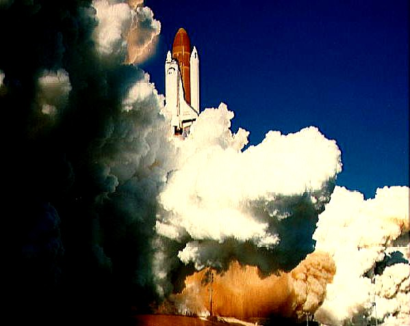 space shuttle challenger management - photo #16