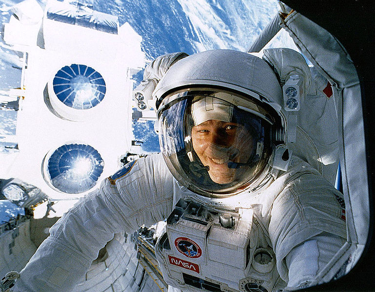 Interview with NASA frequent flyer and Astronaut Hall of ...