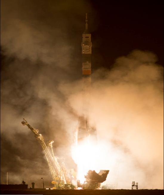 Photo Credit: Joel Kowsky / NASA