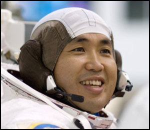 Wakata is a space flight veteran with four flights into the black under his belt. Photo Credit: NASA