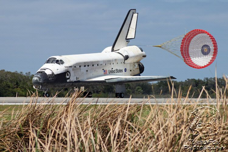 space shuttle return - photo #15