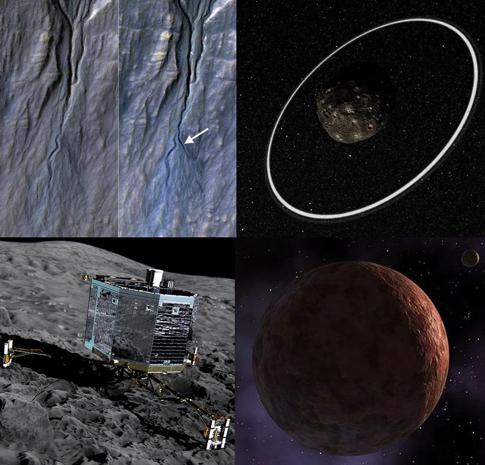 Through spacecraft and observatories - wild new solar ...