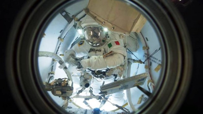 NASA's commercial partners have already sent cargo to the International Space Station and are preparing to send astronauts to the orbiting laboratory within the next few years. Photo Credit: NASA