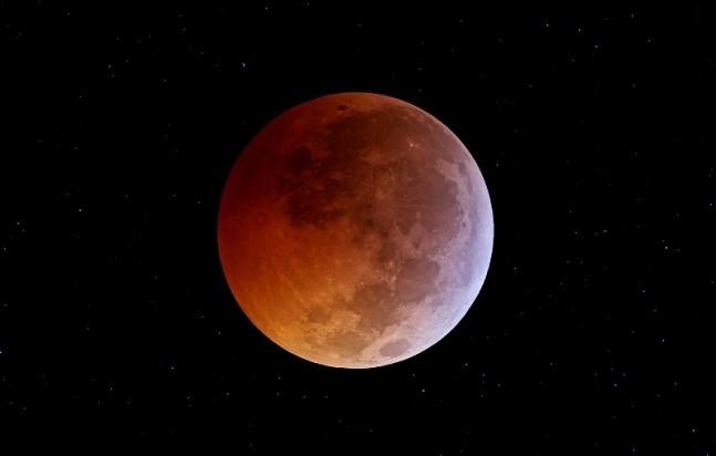 nasa night sky mezza luna - photo #44