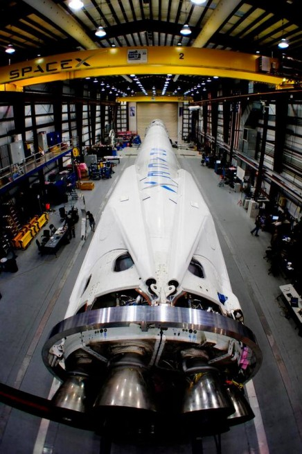 SpaceX has made steady progress in upgrading the company's Falcon 9 rocket. This includes not just increased capabilities and performance - but having the launch vehicle become partially reusable. Photo Credit: SpaceX