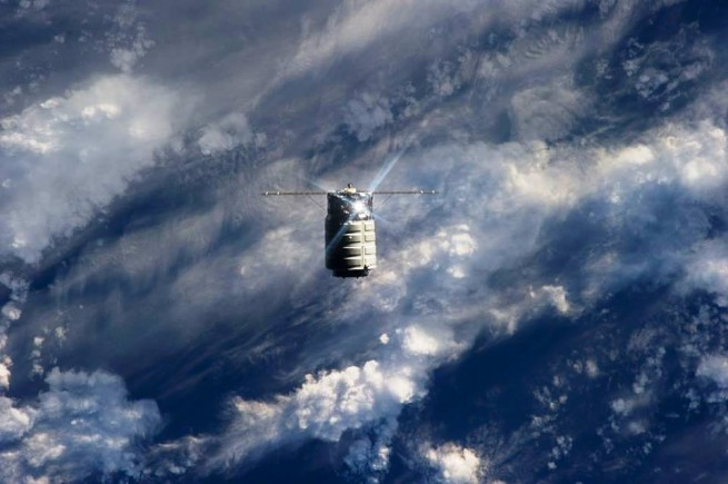 Orbital has already sent two of the company's Cygnus spacecraft to the International Space Station via the $1.9 Commercial Resupply Services contract the firm has with NASA. Photo Credit: NASA