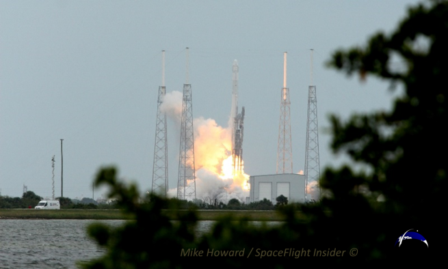 SpaceX-3 launches at 3:25 p.m. EDT (1825 GMT) on Friday, April 18. Photo Credit: Mike Howard / SpaceFlight Insider