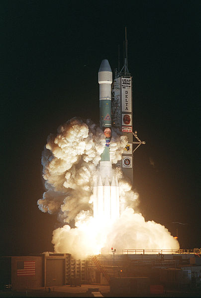 NASA launched Opportunity atop a Delta II rocket from Cape Canaveral Air Force Station's Space Launch Complex 17 on July 7, 2003. Photo Credit: NASA