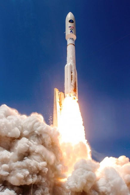 United Launch Alliance is currently the sole service provider for Department of Defense contracts. Photo Credit: ULA
