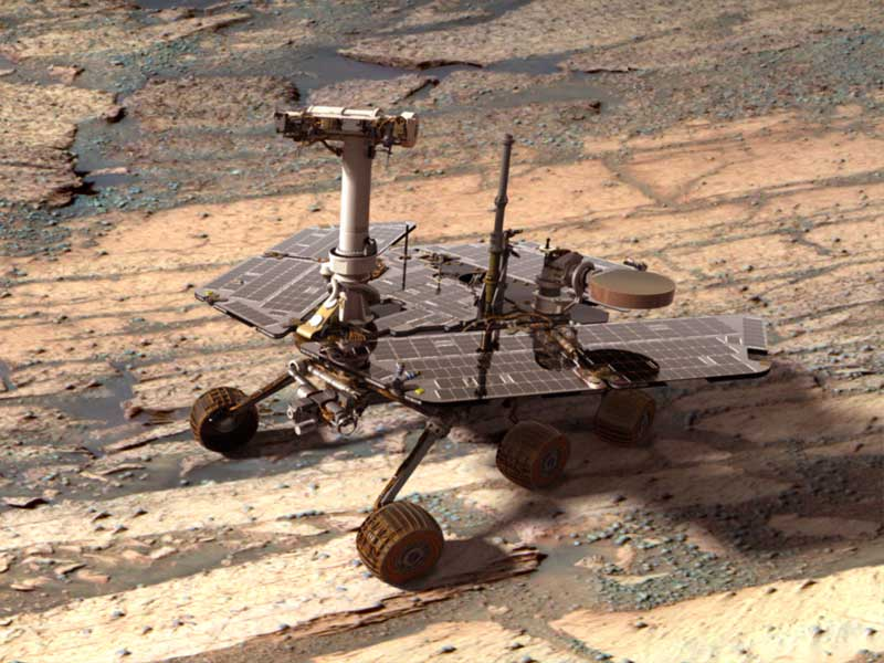 Insider Interview: Mars Exploration Rover's Jim Rice PhD ...