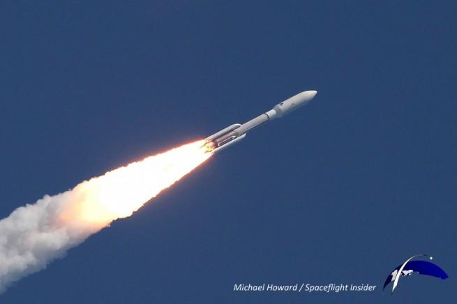 Photo Credit: Mike Howard / SpaceFlight Insider