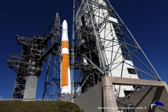 Delta IV Medium as seen on Spaceflight Insider