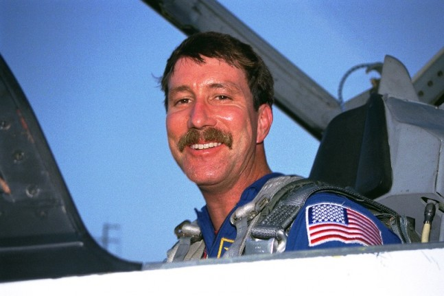 Kent Rominger as seen on Spaceflight Insider