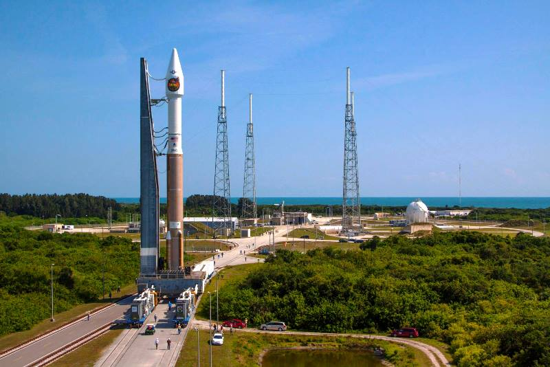 Nrol 33 Set To Launch From Slc 41 Tomorrow Morning