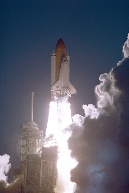 Ross traveled into orbit seven times on space shuttles Atlantis, Columbia and Endeavour (five of his trips were conducted via Atlantis). Photo Credit: NASA