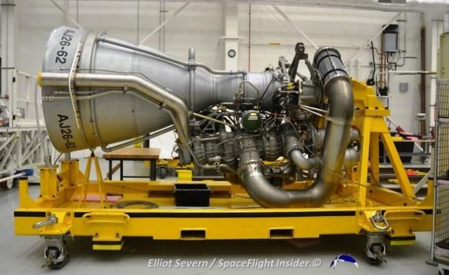 Aerojet Rocketdyne AJ-26 engine fails on the test stand - SpaceFlight  Insider