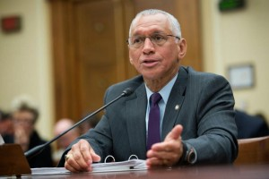 Administrator Charlie Bolden testified in favor of the White House's budget. photo credit: Kevin Dietsch