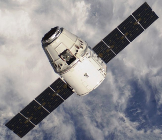 SpaceX has sent some four Dragon spacecraft to the International Space Station. Photo Credit: NASA