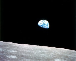 Apollo 8 was one of the boldest space missions in history--but the Moon is a lot closer than Mars. Photo Credit: NASA
