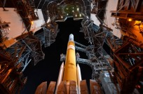 ULA is preparing to launch one of the company's Delta IV Medium+ 4,2 rockets with the AFSPC-4 mission. Photo Credit: ULA