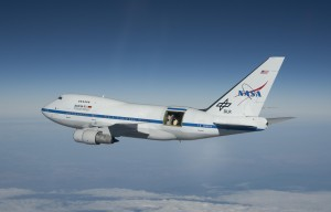 The committee overruled NASA's plan to ground SOFIA. photo credit: NASA