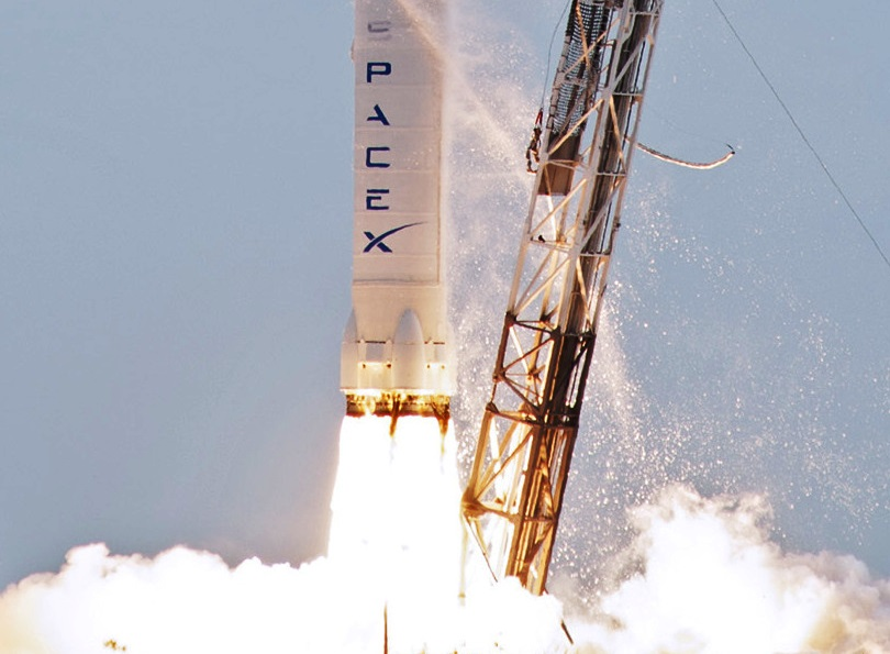 Launch Viewing Guide: SpaceX Falcon 9 v1.1 with SpX-7 ...