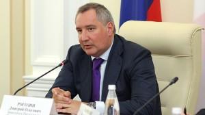 Deputy Prime Minister Dmitry Rogozin Photo Credit: RIA Novosti