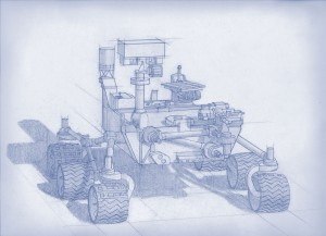 Planning for NASA's 2020 Mars rover envisions a basic structure that capitalizes on the design and engineering work done for the NASA rover Curiosity with upgraded science instruments. Image Credit: NASA/JPL-Caltech