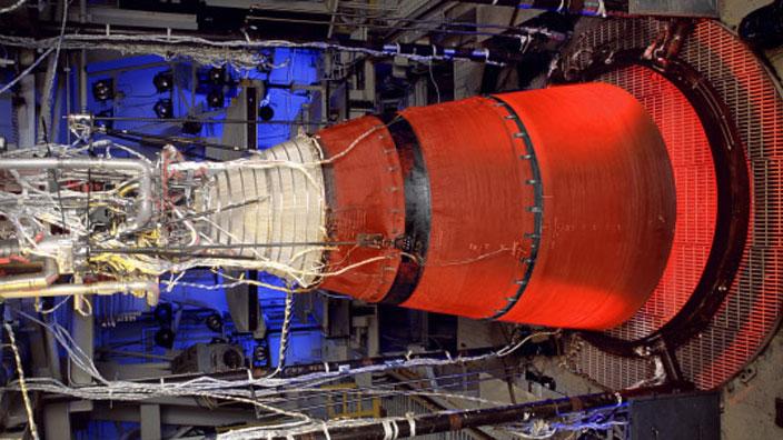 cryogenic engine