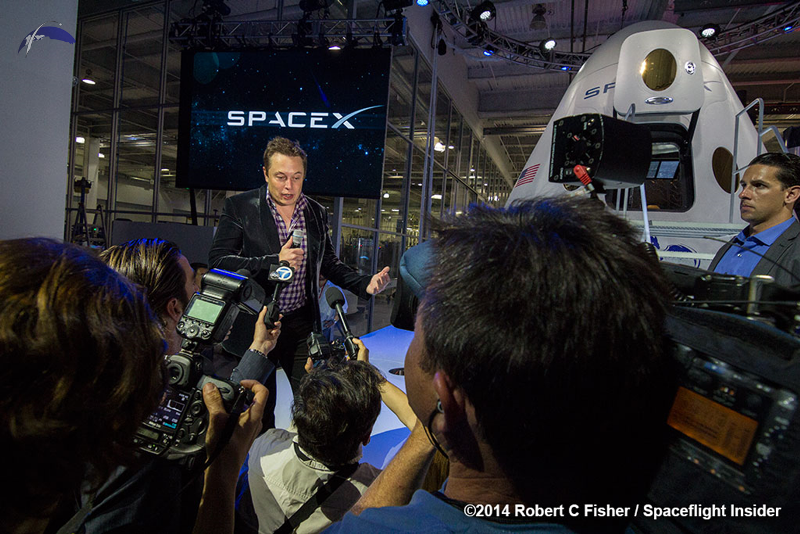 space flight spacex dragon v2 insider - photo #2