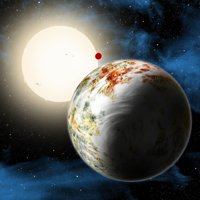 "Kepler helps astronomers discover a new class of planet: the ""Mega-Earth"""