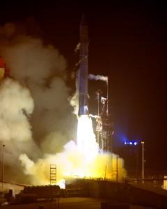 Atlas/Centaur Launch with Pioneer 10 onboard. Photo Credit: NASA