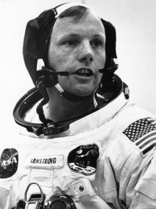 Apollo 11 Commander Neil Armstrong. Photo Credit: NASA / Getty Images