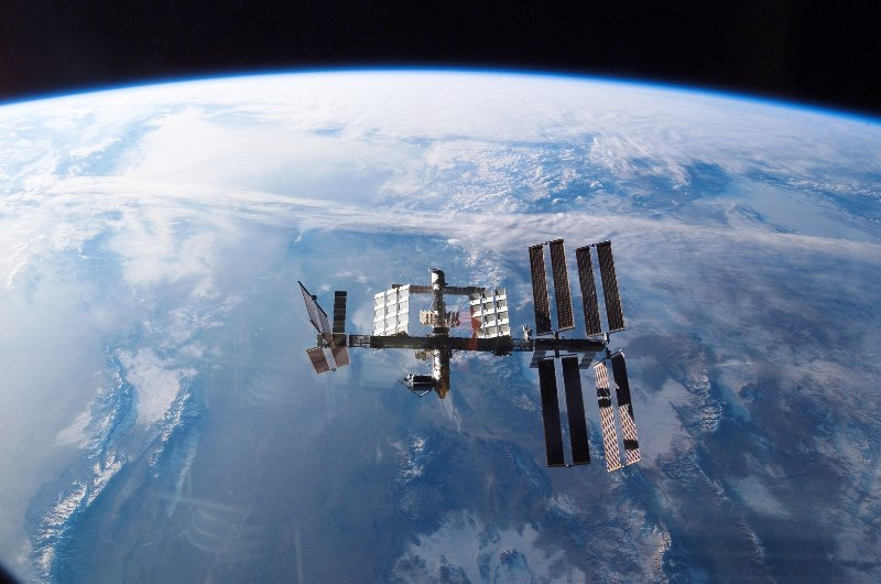 NASA hopes to cede the delivery of crew and cargo to the International Space Station to private companies. The space agency would then focus on traveling to destinations beyond the orbit of Earth. Photo Credit: NASA