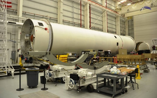 Orbital is already preparing the next Antares to launch to the space station. That mission is currently slated to begin in October of this year. Photo Credit: Elliot Severn / SpaceFlight Insider