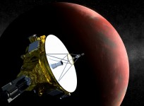 NASA's New Horizons missions to Pluto and the Kuiper Belt is less than one year away from its primary target. Image Credit: NASA